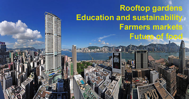 Hong Kong: Courtesy Wikimedia
